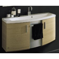"<strong>Iotti by Nameeks</strong> Dune Marmorite 41.3"" Bathroom Vanity Set"