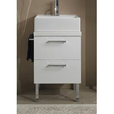 "<strong>Iotti by Nameeks</strong> Aurora 19"" Bathroom Vanity Top"