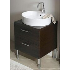 "<strong>Iotti by Nameeks</strong> Aurora 23"" Bathroom Vanity Base"