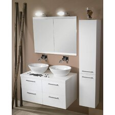 "<strong>Iotti by Nameeks</strong> Aurora 37.2"" Bathroom Vanity Set"