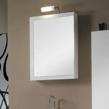 "Luna 20.6"" x 27.7"" Surface Mounted Medicine Cabinet"