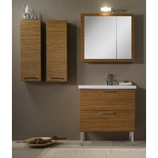 "Luna 31.5"" Bathroom Vanity Set"