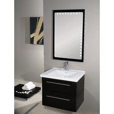 "Fly 29"" Wall Mounted Bathroom Vanity Set with Single Sink"