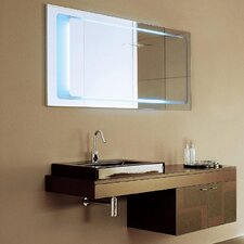 "<strong>Iotti by Nameeks</strong> Concept One 55.1"" Bathroom Vanity Set"