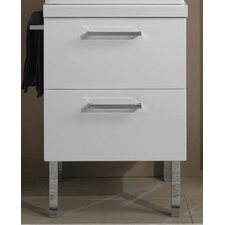 "<strong>Iotti by Nameeks</strong> Aurora 19"" Bathroom Vanity Base"