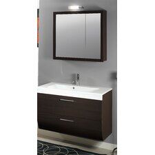"New Day 38.3"" Wall Mounted Bathroom Vanity Set"