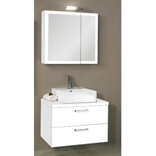 "<strong>Iotti by Nameeks</strong> Aurora 30.4"" Bathroom Vanity Set"