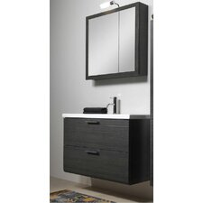 "Luna 39"" Single Bathroom Vanity Set"