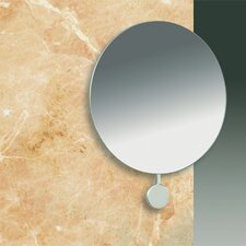 "<strong>Windisch by Nameeks</strong> 6.1"" One Face Wall Mounted 3X Magnifying Mirror"