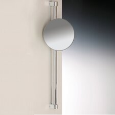 "<strong>Windisch by Nameeks</strong> 4.5"" One Face Wall Mounted 3X Magnifying Mirror"