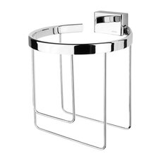 BloQ Wall Mounted Spare Double Toilet Paper Holder