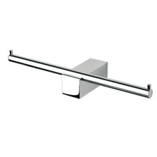 Nexx Wall Mounted Double Toilet Paper Holder
