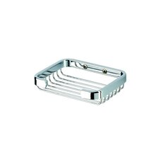Basket Soap Holder in Chrome