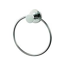 Circles Wall Mounted Towel Ring