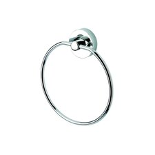 Luna Wall Mounted Towel Ring