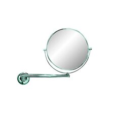 Luna Shaving Mirror in Chrome