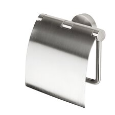 Nemox Wall Mounted Toilet Paper Holder with Cover