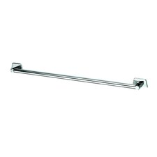 "<strong>Geesa by Nameeks</strong> Standard Hotel 26.52"" Towel Bar in Chrome"