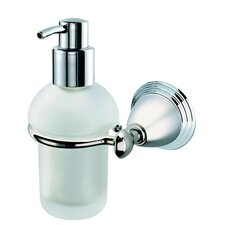 Montana Classic Soap Dispenser in Chrome
