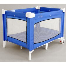 Large Commercial Grade Playard with Wheels