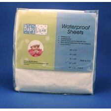 Waterproof Crib Fitted Sheet