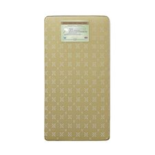 Natural Organic Cotton 1 with Ecru Jacquard Cover Matress