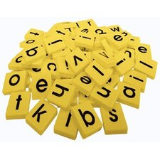 Lowercase Magnetic Teaching Tiles