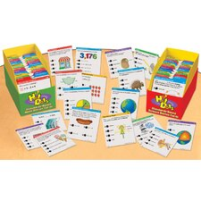 <strong>Educational Insights</strong> Hot Dots All Year Math Curriculum