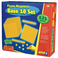 Foam Magnetic Base 10 Set