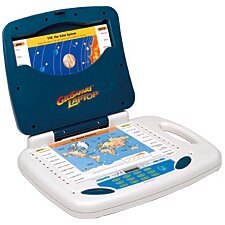 <strong>Educational Insights</strong> GeoSafari Laptop Card Set - Ages 8 and Up Edition