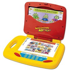 <strong>Educational Insights</strong> GeoSafari Laptop - Ages 3-7 Edition