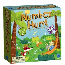 Number Hunt Game
