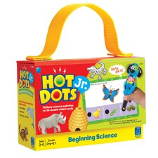 <strong>Educational Insights</strong> Hot Dots Jr. - Beginning Science
