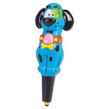 Hot Dots Jr. Ace The Talking Teaching Dog Pen