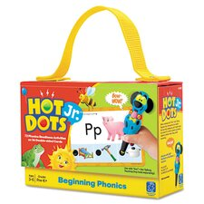 Hot Dots Jr. Card Set with Pen