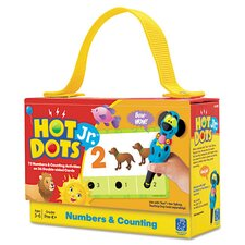 Hot Dots Jr. Numbers Card Set with Pen