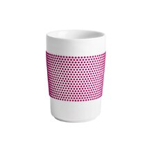 "0,35L Maxi-Becher Touch ""Five Senses"" mit Dots-Dekor"