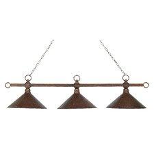 Designer Classics 3 Light Pendant