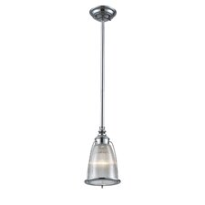 Halophane 1 Light Mini Pendant