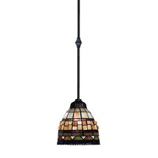 Jewelstone 1 Light Mini Pendant