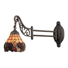 Mix-N-Match Swing Arm Wall Sconce