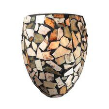 Trego 1 Light Wall Sconce with Shade