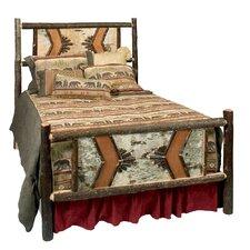 Hickory Slat Bed