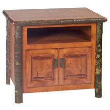 "<strong>Fireside Lodge</strong> Hickory 36"" TV Stand"