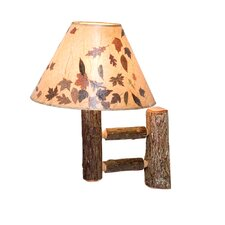 <strong>Fireside Lodge</strong> Hickory 1 Light Wall Sconce