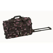 "22"" 2-Wheeled Travel Duffel"