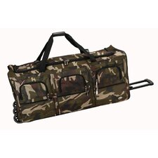 "40"" 3-Wheeled Travel Duffel"