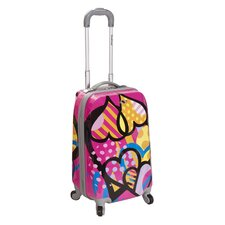 "20"" ABS Carry-On Spinner"