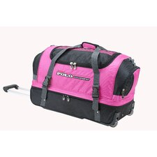 "<strong>Rockland</strong> Drop Bottom 26"" Rolling Duffle"
