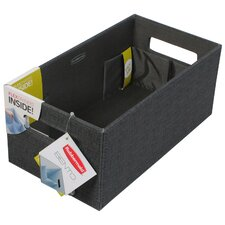 Medium Stitched Lombard Bento Storage Box
